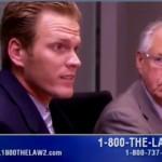 Kyle Lawyer Billboard 1-800-TheLaw2