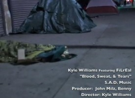 Blood, Sweat, & Tears Music Video