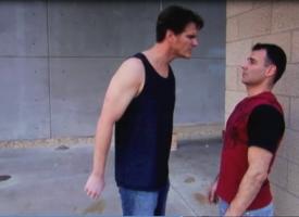 Bold Guy vs. Tall Guy