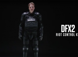 Riot Gear Commercial